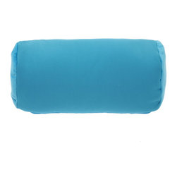 Living Healthy Products - Deluxe 2&1 Travel Pillow - Blue - Blue travel pillow Duo Go Go in style.   Interchangeable squish pillow a micro-bead neck and roll pillow in one.  - Super-soft velour fabric. Travel in style and comfort with these lovely pillows that are available in 3 hot colors.  The Pillows are filled with micro beads and will provide comforting support to you neck, back or face.  Our Cushie Neck Pillow has a soft and stretchy polyester outer casing with the 100% polystyrene foam beads.  The pillow is truly soft and cushie and would aid any traveler.  The pillow is approximately 12 inches in diameter.  Cushie Roll Pillows are double seamed for durability - soft and squishy - with a soft and stretchy polyester outer casing.  Filled with tiny microbeads, Cushie is the best feeling pillow on the market.