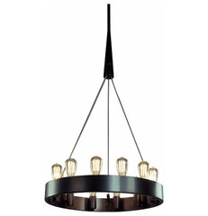 contemporary chandeliers by empiricstudio.com