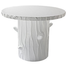 Eclectic Side Tables And End Tables by Stray Dog Designs