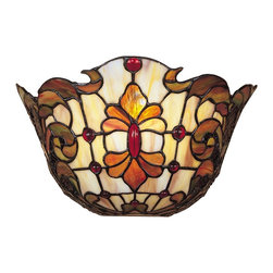 Dale Tiffany - New Dale Tiffany 1-Light Wall Sconce - Product Details