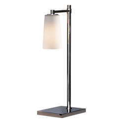 Rico Espinet Nina Table Lamp, Polish Nickel