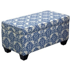 Contemporary Accent And Storage Benches by Target
