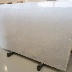 Royal Stone & Tile Slab Yard in Los Angeles - Exotic Slabs from Royal Stone & Tile - Opal White Quartz from Italy