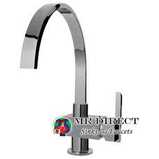 Contemporary Bathroom Faucets by MR Direct Sinks and Faucets