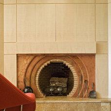 Traditional  by Archer & Buchanan Architecture, Ltd.