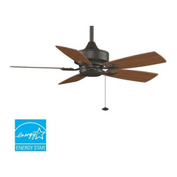 "Fanimation - Fanimation FP8042 Cancun 42"" 5 Blade Ceiling Fan - Blades Included - Included Components:"