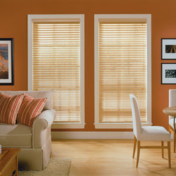 Faux Wood Blinds - Faux Wood Blinds: Starting at $26.41 only at Shades Shutters Blinds!