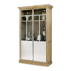 Brighton Cabinet - This Urbane Brighton cabinet fulfills your traditional or contemporary d��_cor. It is manufactured with sturdy wooden log, door frames of brass, and polished with nickel. This cabinet will enhance your home interior. This can be used for displaying a decorative art piece and for storing books or household items within the drawers that are available at the bottom line. This Cabinet is made with quality wood and is highly durable. Order your cabinet and pay only the sales price with free and safe shipping.