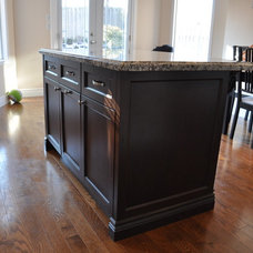 Traditional Kitchen by Watchtower Interiors Inc.