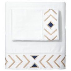 Contemporary Sheet And Pillowcase Sets by Serena & Lily
