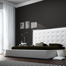 Contemporary Platform Beds by Dexter Sykes