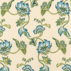 traditional outdoor fabric by Ballard Designs