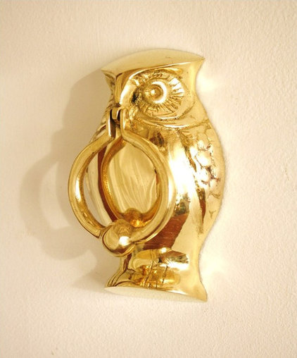 Traditional Door Knockers by Etsy
