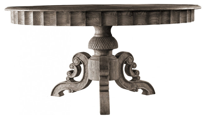 Eclectic Dining Tables by Zin Home