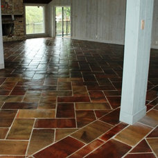 Mediterranean Wall And Floor Tile by Rustico Tile and Stone