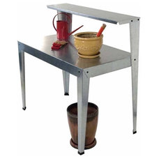 Contemporary Potting Benches by Brookstone