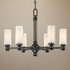 Minka Harvard Court Collection 6-Light Chandelier | LampsPlus.com