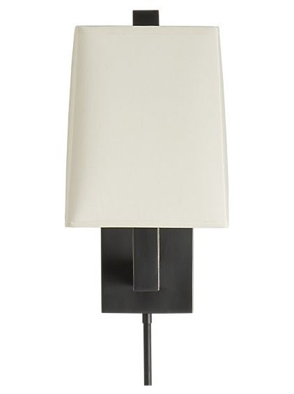 contemporary wall sconces by Crate&Barrel