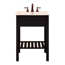 "24"" Parsons Single Bath Vanity (PA2421) -"