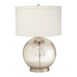 Kichler - Kichler Other Table Lamp in Mercury Glass - Shown in picture: Table Lamp 1Lt in Mercury Glass