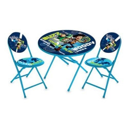 Disney - Disney Pixar Toy Story Table and Chairs Set - Table and chairs set is perfect for your little toy lover. Ideal for arts and crafts or homework time.