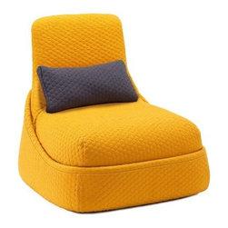 Coalesse - Coalesse | Hosu Convertible Lounge - Design by Patricia Urquiola, 2012.