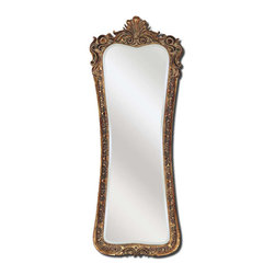Paragon - French Aged Gold - Mirrors Decorative - Each product is custom made upon order so there might be small variations from the picture displayed. No two pieces are exactly alike.