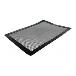 Camerons Products - PTFE Non-Stick Grilling Mesh Sheet - - Ideal for use on grills, oven or even in the microwave!