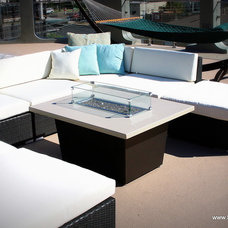 Modern Firepits by Cooke Furniture