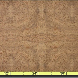 Oakwood Veneer - Camphorwood Burl - Camphorwood Burl is a superb choice for any designer looking to impress the client. Burls are rare and make for unique furniture or accent pieces.