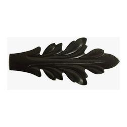 "Grace Manufacturing - 12"" Bakers Rack- Light 3 Shelf Rack, Satin Black - Dimensions:  12"" W x 10""D x 52"" H"