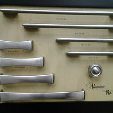 Modern Cabinet And Drawer Handle Pulls by Marathon Hardware & Fasteners