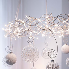 Contemporary Holiday Decorations by Impressionen