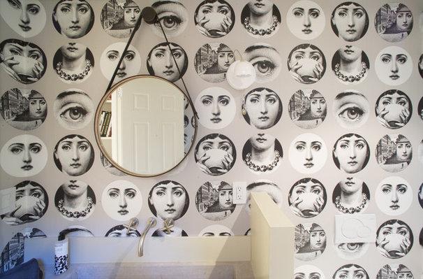 Contemporary Bathroom by David Howell Design