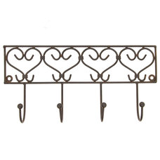 Traditional Hooks And Hangers by Boutique Provencale