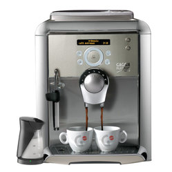 Gaggia Platinum Swing Up w/Milk Island
