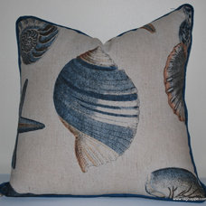 Tropical Decorative Pillows by Lagnappe Custom Interiors