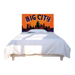 Big City Headboard