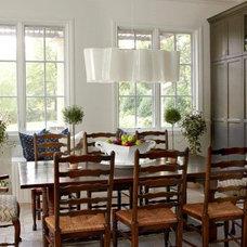 Traditional Kitchen by Laurel Feldman Interiors, IIDA