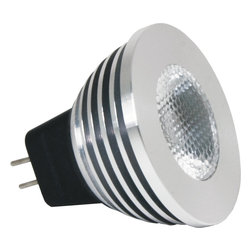 Antares Lighting - Alcor 2W MR11 LED Bulb - Non-Dimmable - 2W Alcor MR11 LED bulb available in various color temperatures and beam spreads.