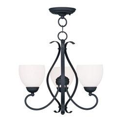Livex Lighting - Livex Lighting 4763-04 Ceiling Light/Semi-Flush Mount Light - Livex Lighting 4763-04 Ceiling Light/Semi-Flush Mount Light