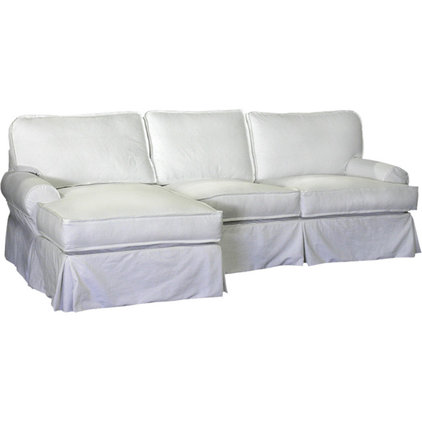 Contemporary Sectional Sofas by purehome