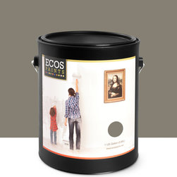 Imperial Paints - Eggshell Wall Paint, Gallon Can, Lake Lot - Overview: