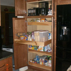 Traditional Cabinet And Drawer Organizers by Caruso's Cabinets