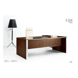 Firma 005-Executive Office - This line presents Executive offices made out of great materials, functional forms and beautiful modern style.