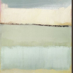 Artcom - Noon I by Caroline Gold - Noon I by Caroline Gold is a Stretched Canvas Print.