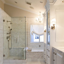 Traditional  by Janelle Steinberg Interior Design