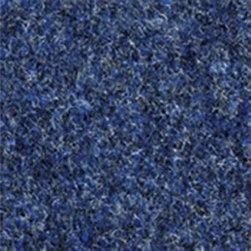buyMATS Inc. - 3' x 60' Standard Tufff Olefin Mat Blue - A lighter weight version of the same elegant carpet as Plush Tuff Olefin.