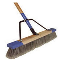 "Harper Brush Works - 553024A 24 Inch Drywall Broom - DRYWALL BROOM 24"" smooth surface drywall broom"