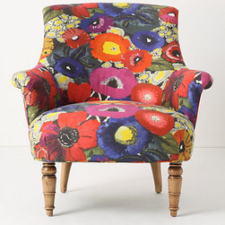 Blythe Chair - I could see this chair in so many different types of homes, from a young hipster apartment all the way up to a sweet grandma's house.